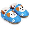chaussons-chien-bleu-fourre-900