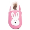 chaussons-bebe-m630-jeannot-le-lapin-rose-fourres-dessus