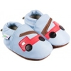 chaussons-bebe-m840-beau-comme-camion-bleu-clair-face
