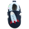 chaussons-bebe-m630-fusee-spatiale-dessus