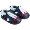 chaussons-bebe-m840-fusee-spatiale-face