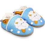 chaussons-mouton-bleu-900srvb