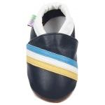 chaussons-bebe-m630-tricolore-bleu-dessus