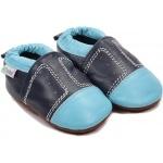 chaussons-bebe-m840-sport-bleu-face