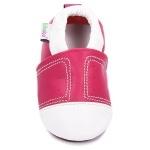 chaussons-bebe-m630-sport-rose-dessus