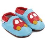 chaussons-bebe-m840-en-voiture-bleu-face