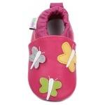 chaussons-bebe-m630-farandole-de-papillons-dessus