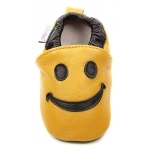 chaussons-bebe-m630-smiley-jaune-dessus