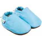 chaussons-bebe-m840-uni-bleu-face