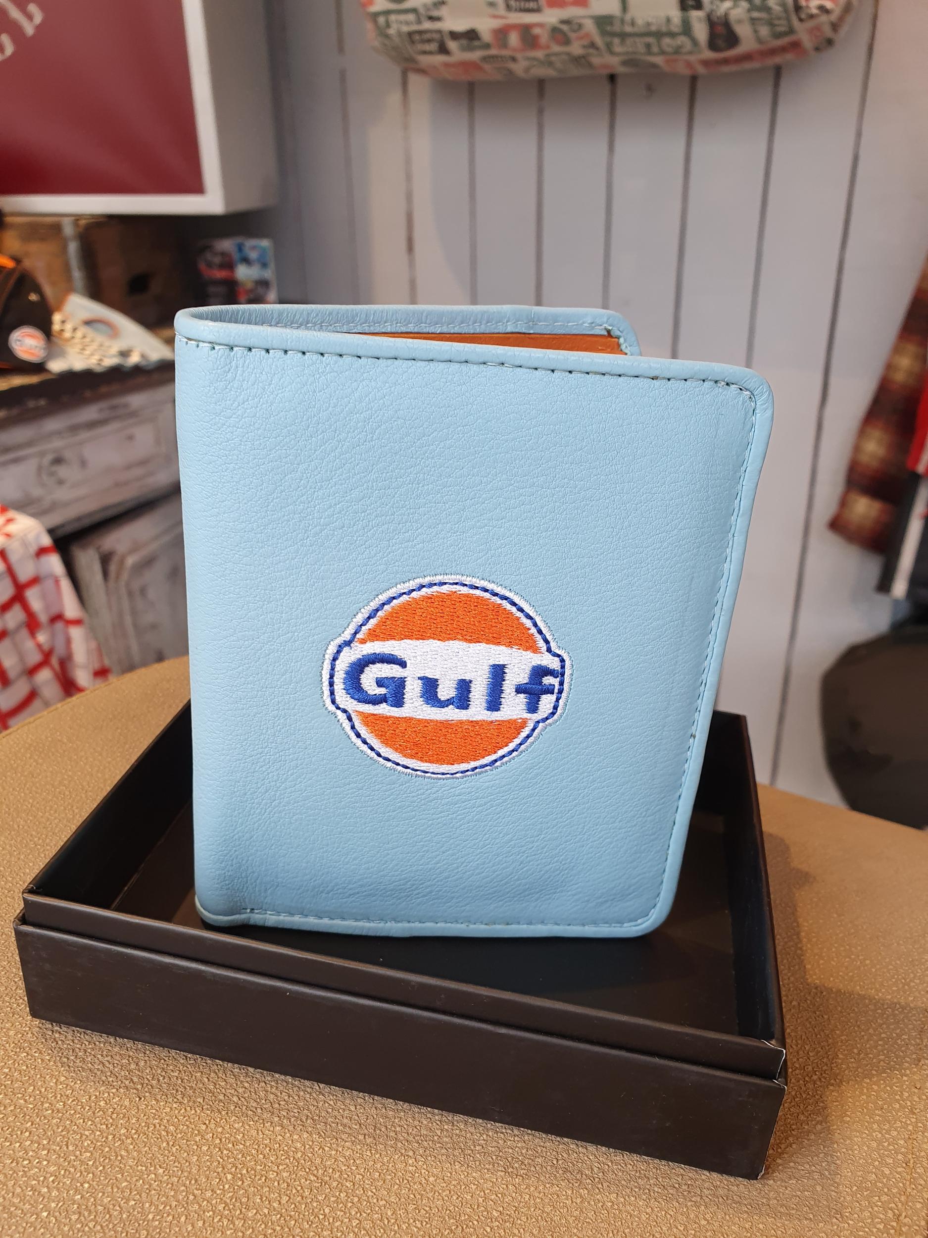 Portefeuilles Gulfblue