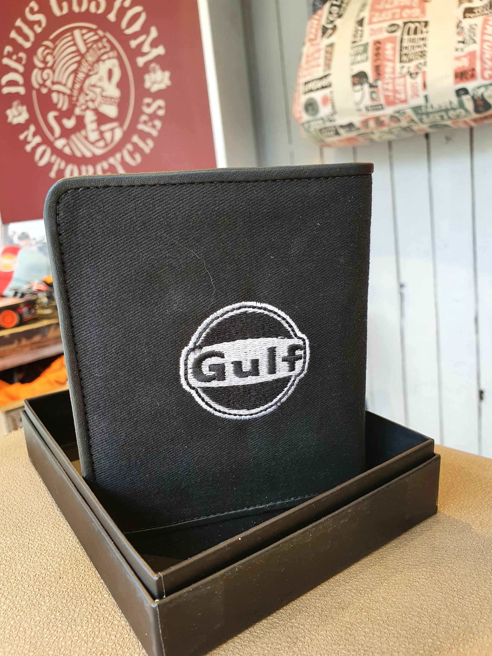 Portefeuilles Gulf Black