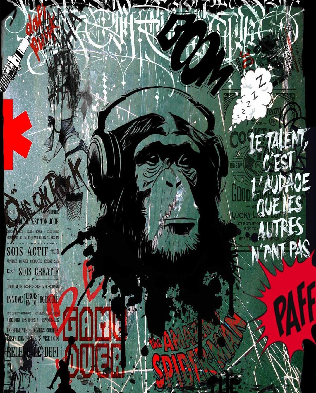 Tableau Monkey