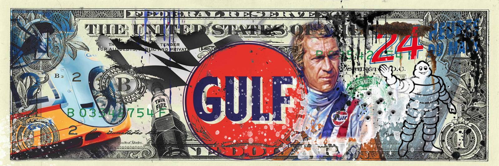Tableau Dollar Gulf Mc Queen