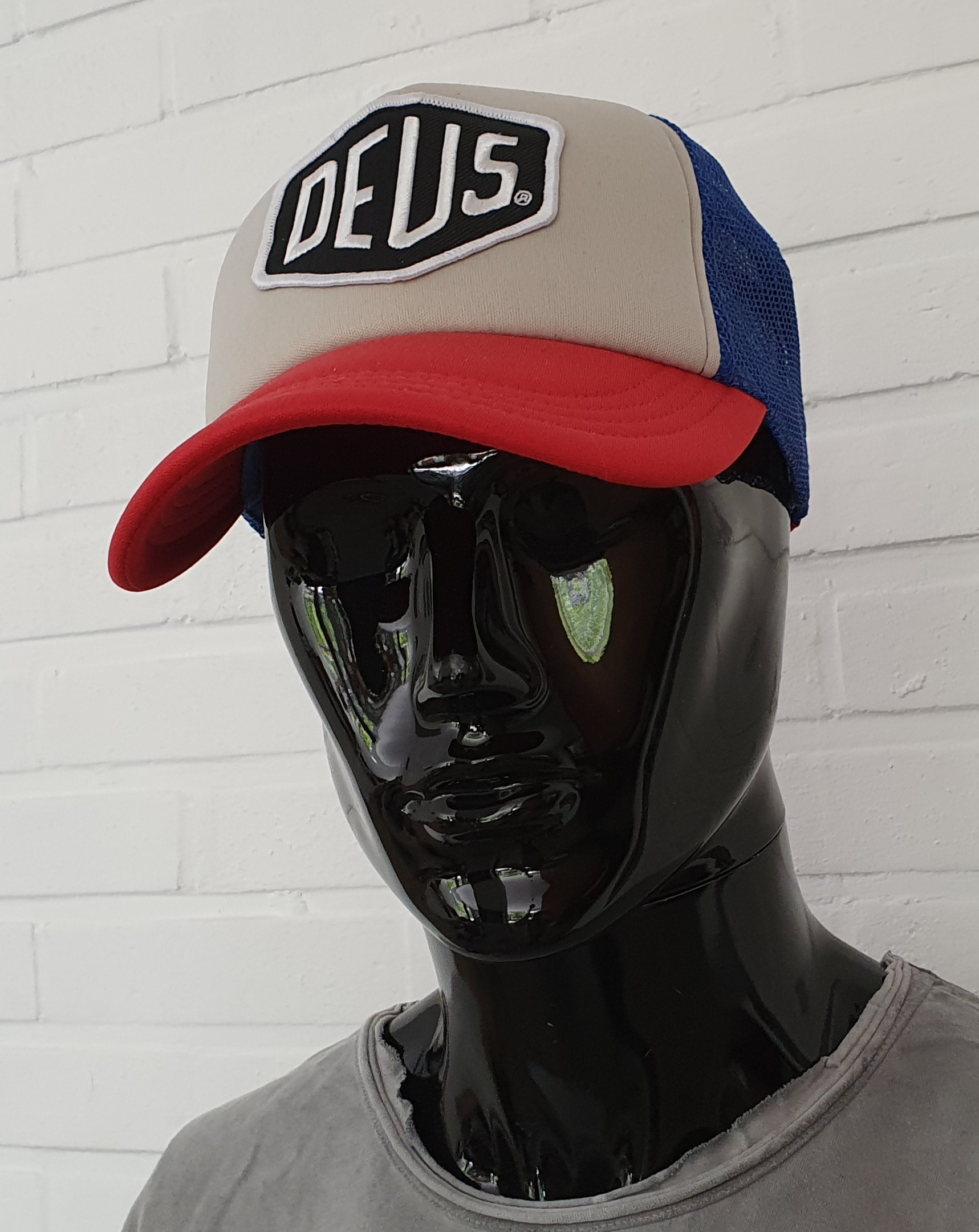 Casquette Deus Ex Machina -Baylands Trucker