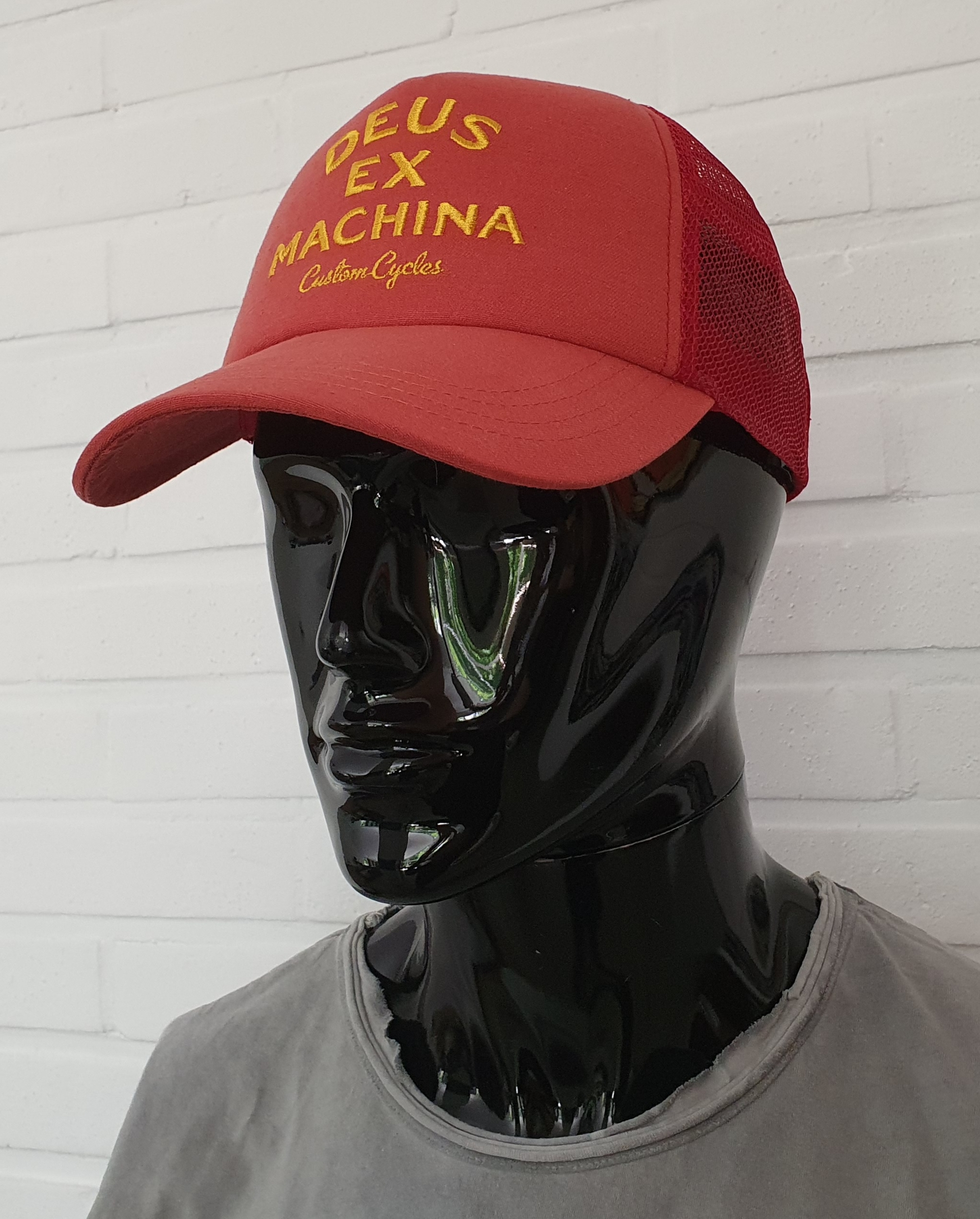Casquette Deus Ex Machina - Diego Trucker Chilli Pepper