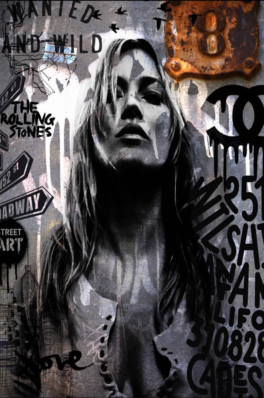 Tableau Kate Moss
