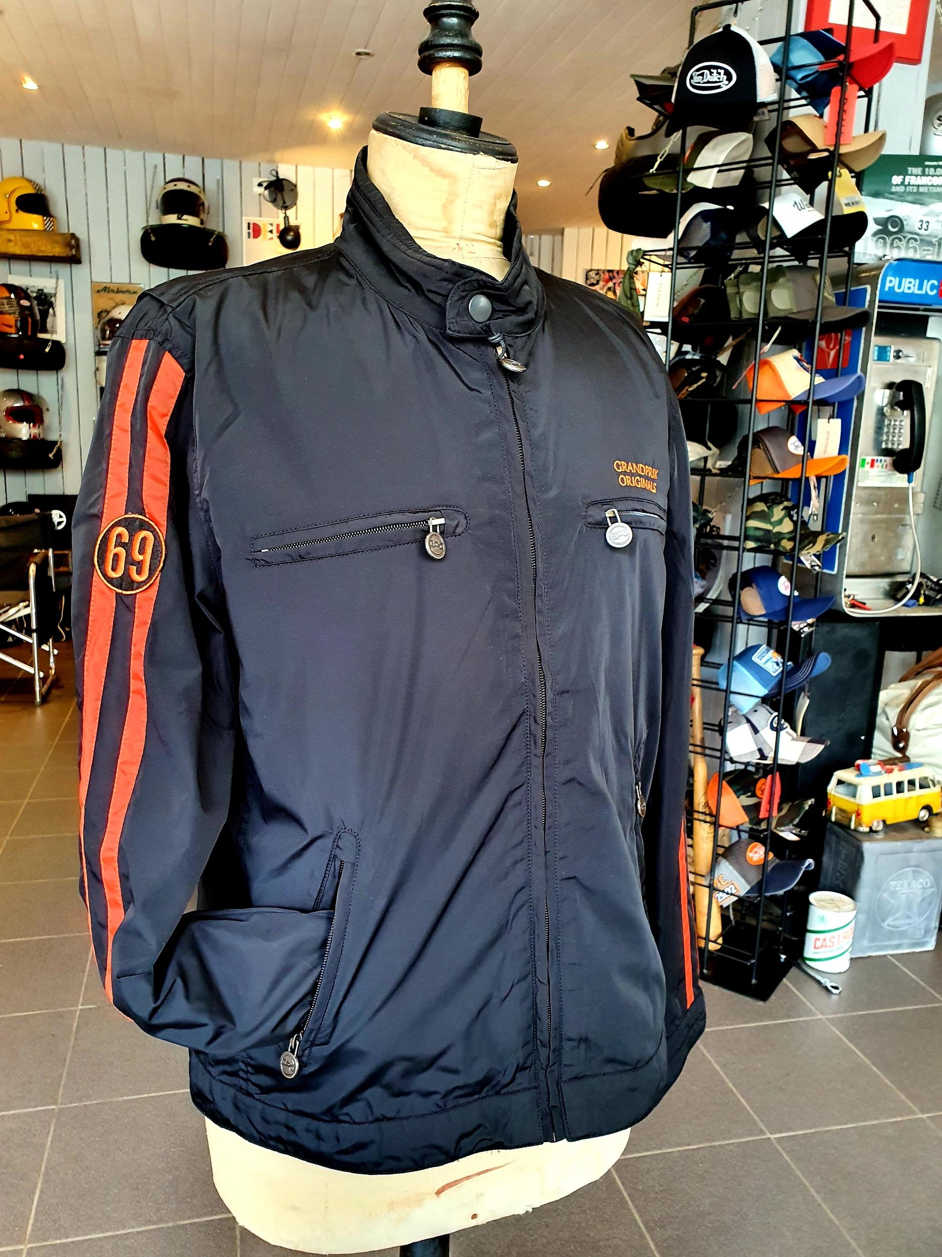 Veste Racing Jacket Black