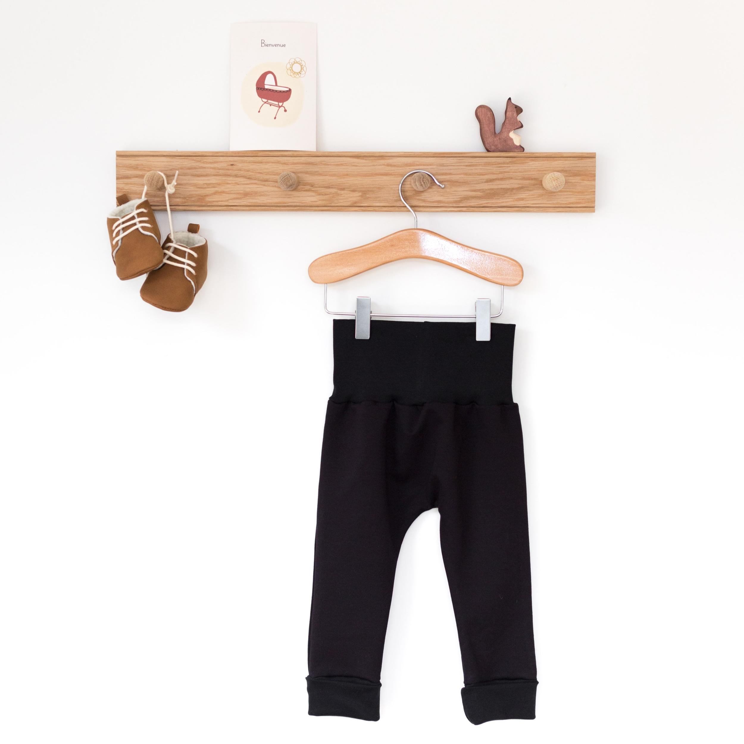 Pantalon évolutif - NOIR