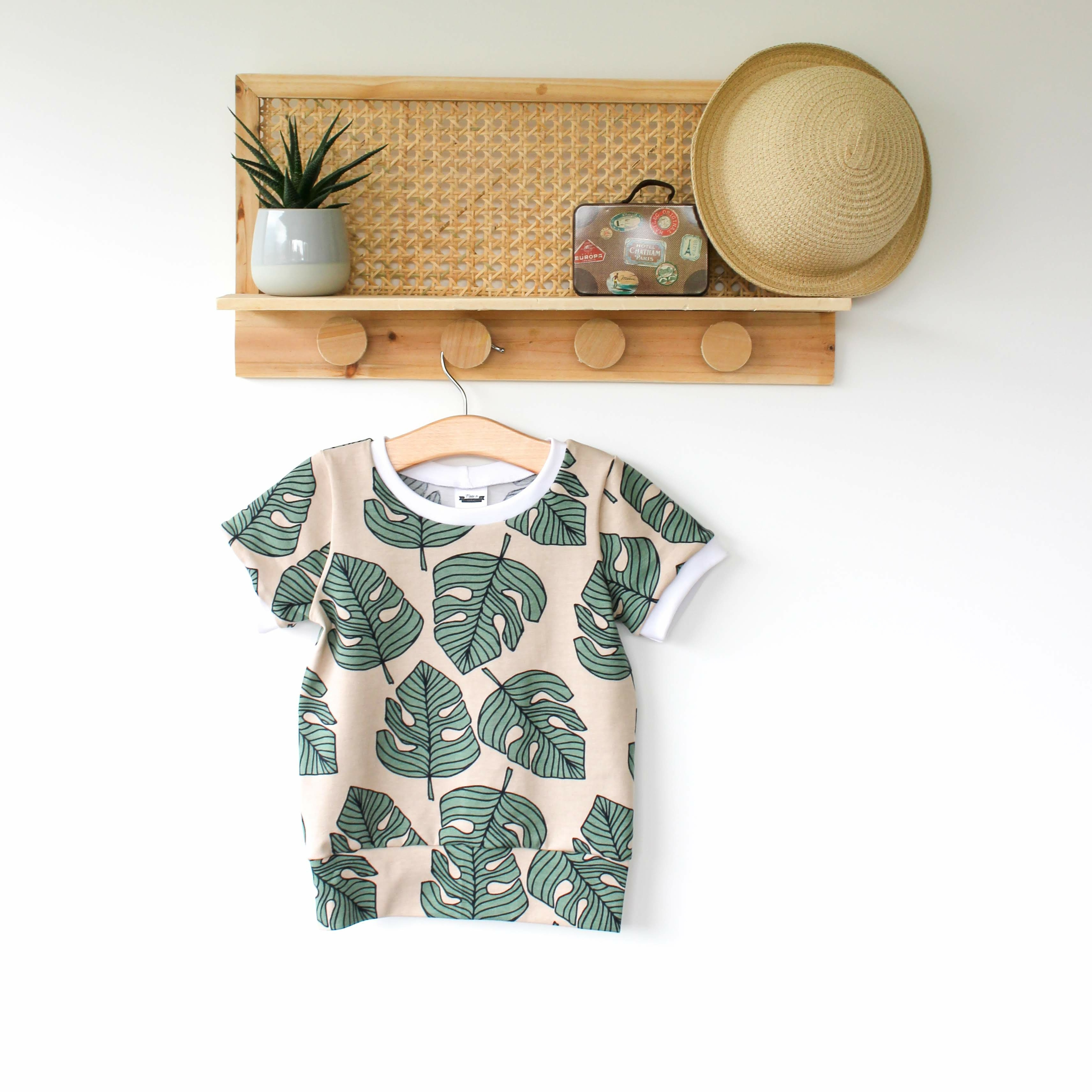 Tee-shirt évolutif - MONSTERA