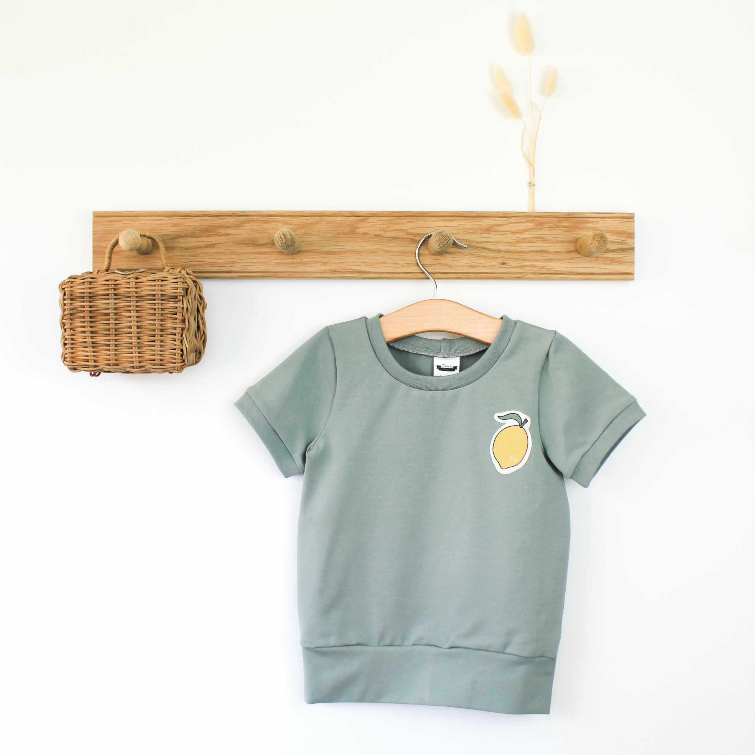 Tee-shirt évolutif - LEMON MINT