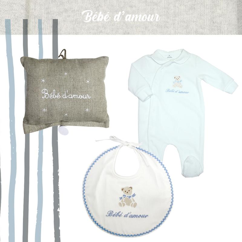 accessoire de naissance bébé d'amour