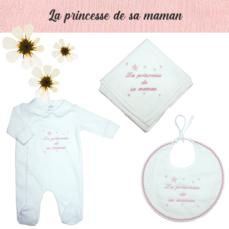 Accessoire de naissance fille