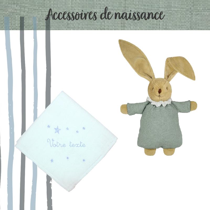 Look garçon-trousselier-lange