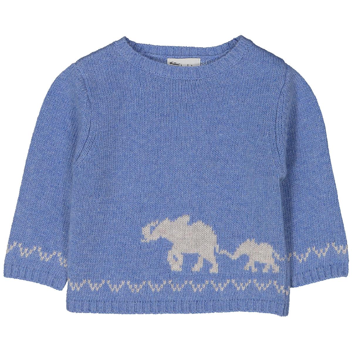 pull-bébé-elephant-bleu-pastel