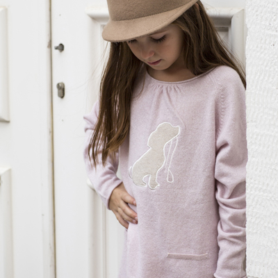 Pull fille hivers