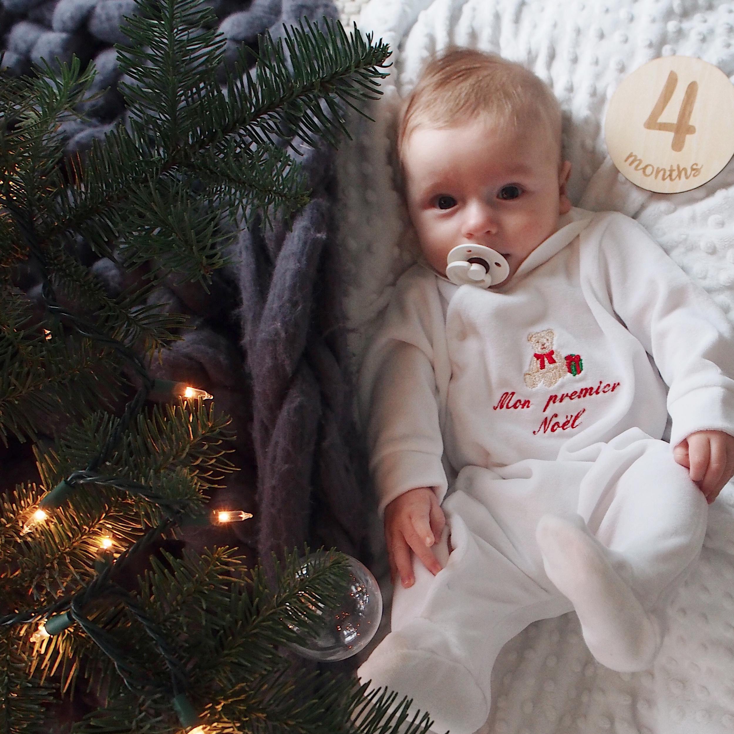 Pyjama Mon premier Noël