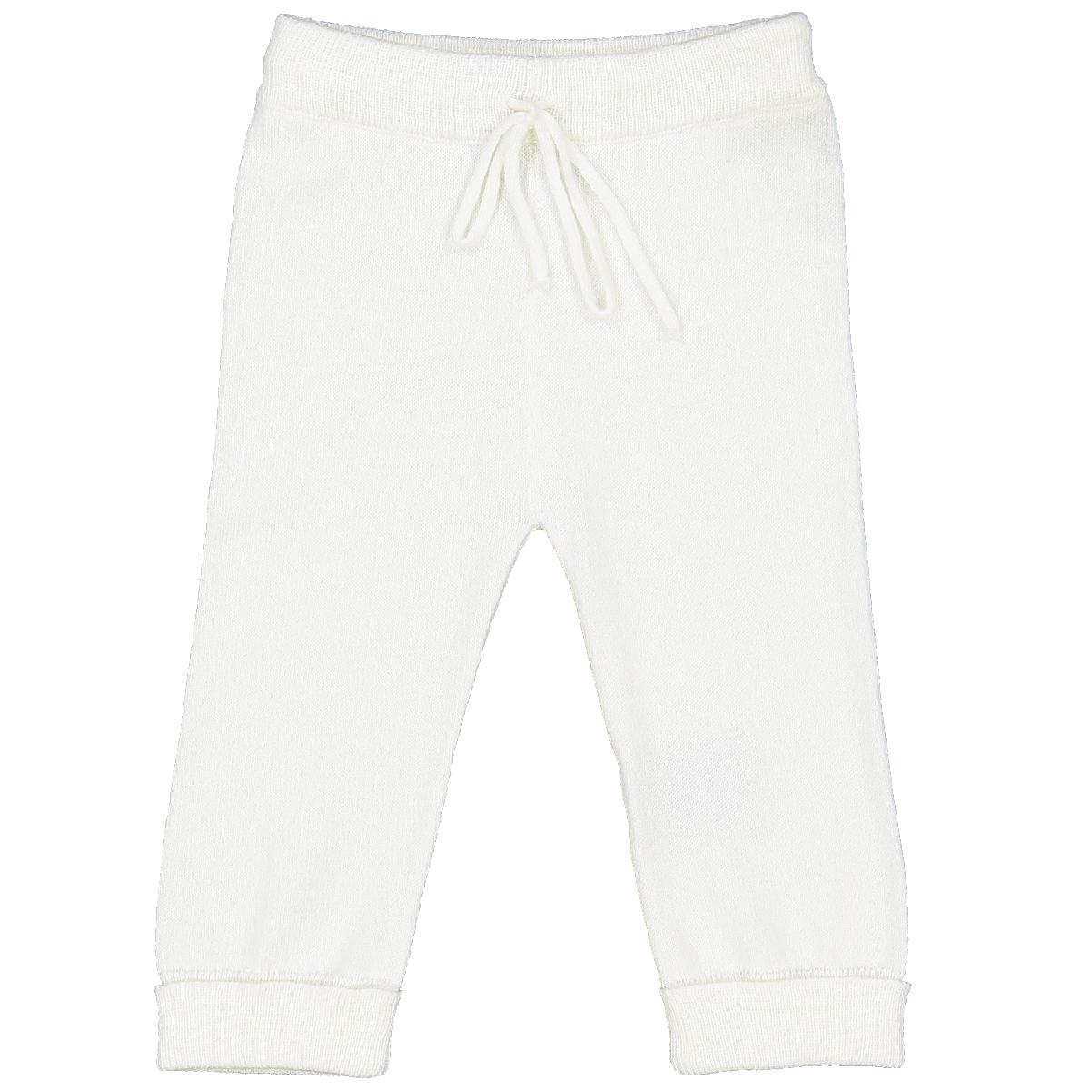 Pantalon_coton_bébé_blanc