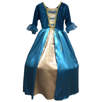 Robe Royale - Bleu