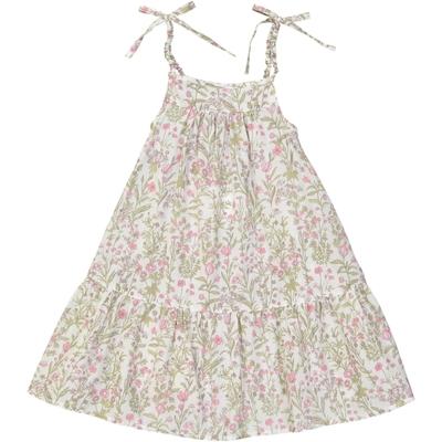 Robe Barbara - Imprimée fleurs<br>Existe uniquement en 2 ans<br>