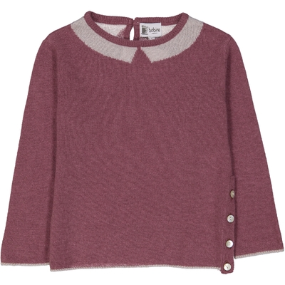 Pull Col Polo - Prune