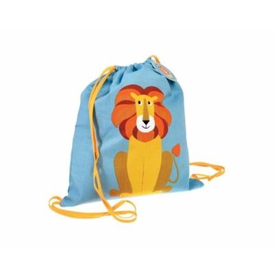 Sac à cordonnet Lion