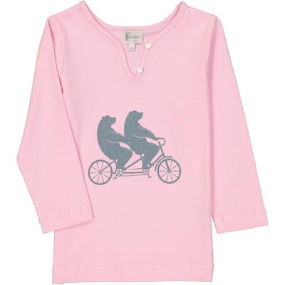 T-shirt filletandem rose