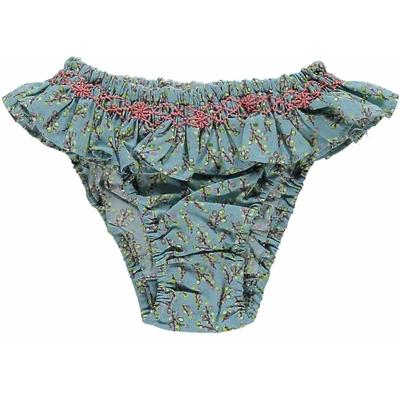 Bikini Fille - Motif vignes