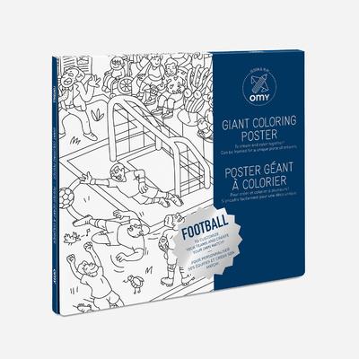 Poster Géant - Football