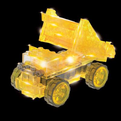 Jeux de Construction - Camion de Construction 4 en 1