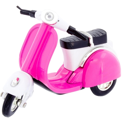 Scooter Rose