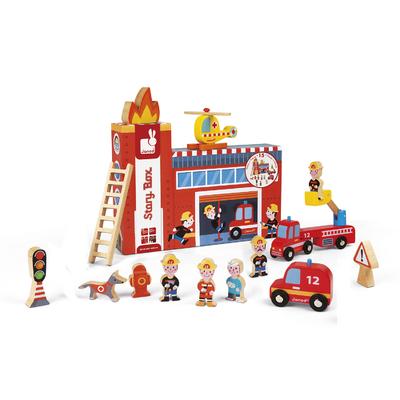 Story Box - Pompiers