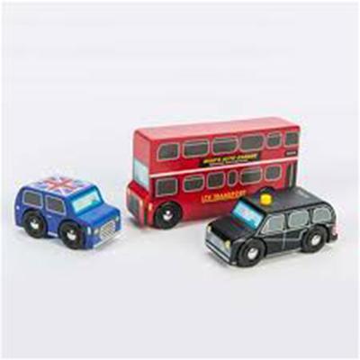 Set de voitures - Londres