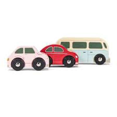 Set de voitures - Rétro