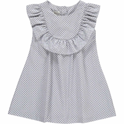 Robe Assia - Motif Trèfle