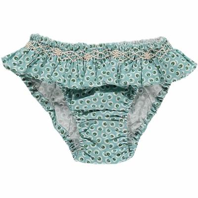 Bikini Fille - Vert d'eau