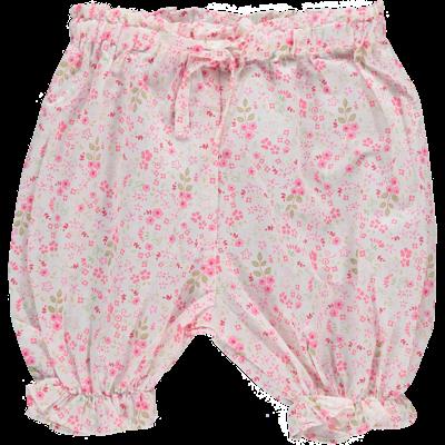 Panty Bébé - Imprimés Roses