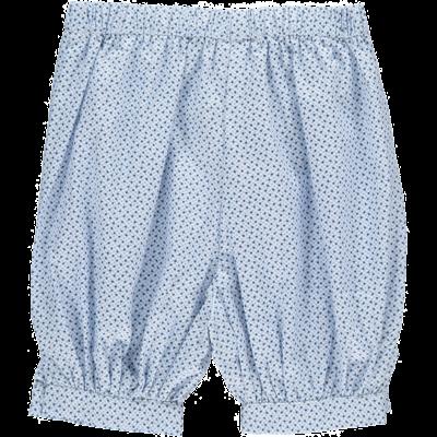 Panty Bébé - Imprimé Bleu et Marine