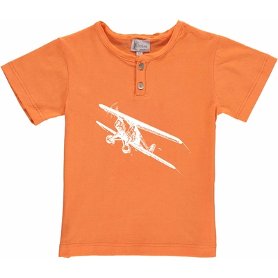 T-shirt orange - Avion