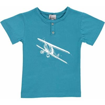 T-shirt turquoise - Avion