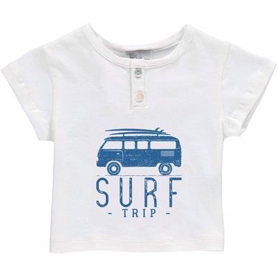 T-shirt bébé Blanc - Van Surf Trip